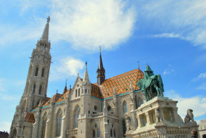 Geschichte Budapest
