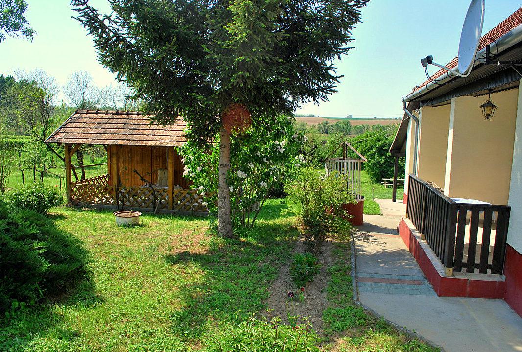 Haus kaufen am Plattensee in Gyugy Ferienhäuser in Ungarn