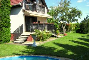 Ferienhäuser am Balaton Szölöhegy Füle