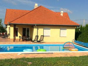 Villa Balaton Bánki Paradicsoma Balatonfökajár