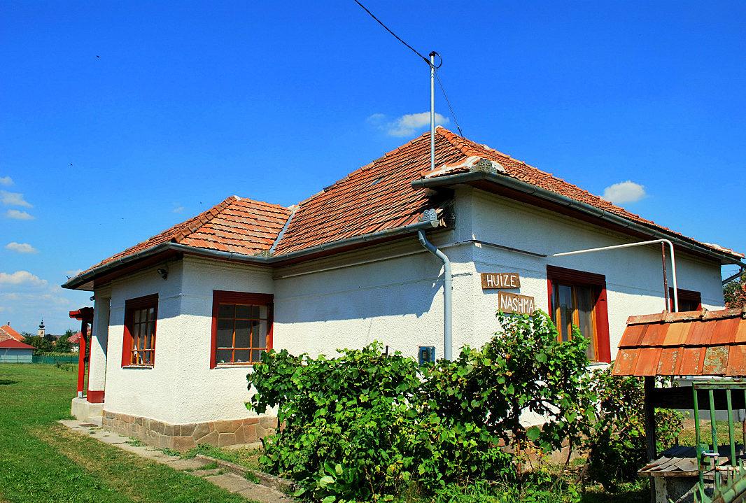 Haus kaufen in Szentistván Aan Nashma Ferienhäuser in