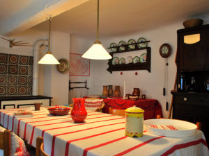 Ferienhaus Barátságos Otthon Ófalu