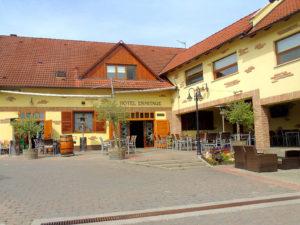 Ferienhaus Ungarn Fehér Villa Orfü