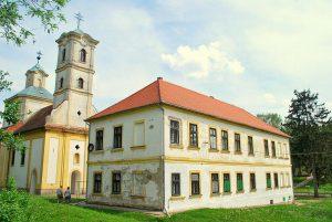 Serbisch-orthodoxe Kloster Grábóc 01