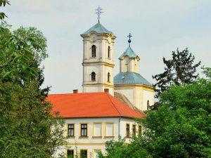 Serbisch-orthodoxe Kloster Grábóc 03