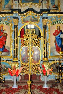 Serbisch-orthodoxe Kloster Grábóc 04