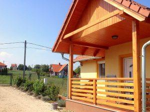 Ferienhaus Kati Ház Balaton Ungarn