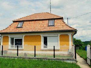 Ferienhaus Falu Ház Polány